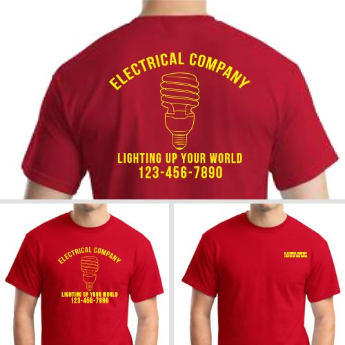 Electrical Company T-shirt