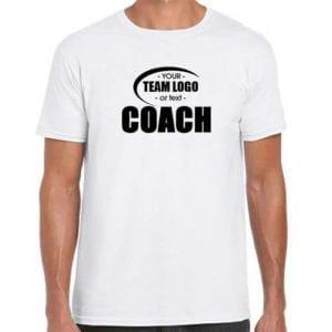 Custom Printed Coach T-Shirts