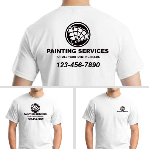 Painters Company Work Shirts